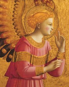 Verkündigungsengel von Fra Angelico