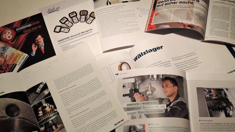 Unterlagen von der Instandhaltungkonferenz 2014